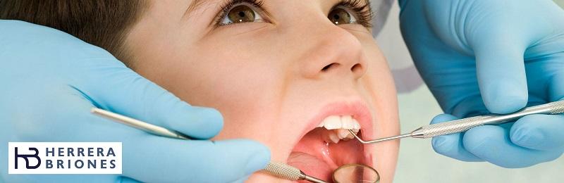 Funciones de un dentista infantil en Málaga